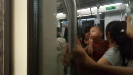 上海地铁10号线片段