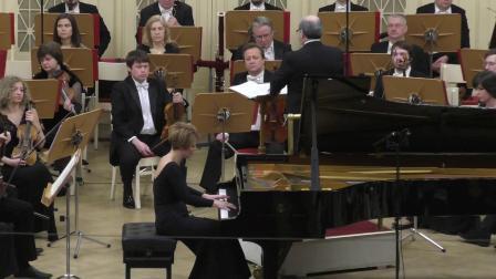 謝爾蓋•謝爾蓋耶維奇•普羅高菲夫 : 降D大調第一號鋼琴協奏曲Op.10