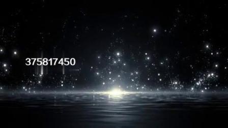 4k粒子天鹅湖背景黑白视频素材3545241led背景视频