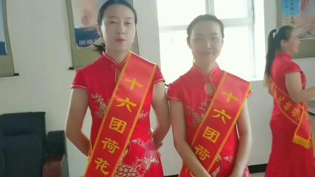 中国第一师阿拉尔市十六团荷花节迎来了世界奇图沙艺画文化产业