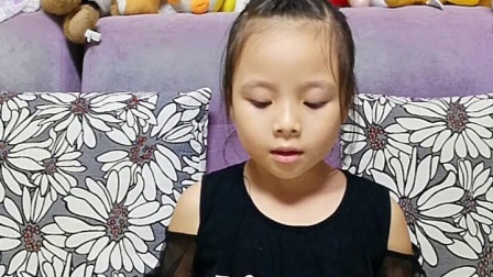 20190722~Linda~6岁~Day997: Can You See It?【幼儿英语分级阅读.入门级】