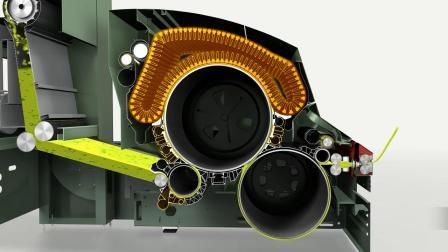 梳棉机C 75 - 盖板针布选择性排杂