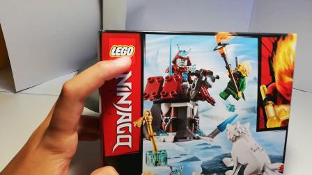 LEGO幻影忍者第十一季70671劳埃德的惊险之旅