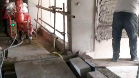 郑州瑞申Rx30砂浆喷涂机施工