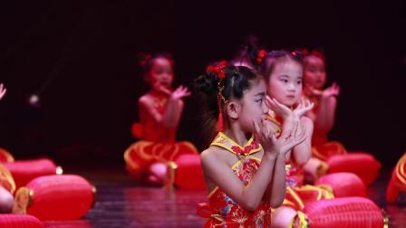 中国梦想·童心同梦2019榆林选区《灯城娃娃》选送单位:绥德县许安妮艺术培训学校