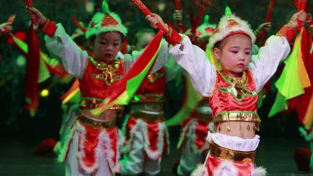 中国梦想·童心同梦2019榆林选区《欢乐草原》选送单位:绥德县许安妮艺术培训学校