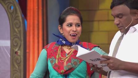 Chala Hawa Yeu Dya - Maharashtra Daura Full Ep-26 Marathi Comedy Serial