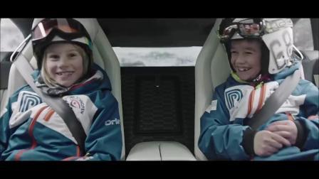Urus与滑雪冠军Alberto Tomba的较量 - 2