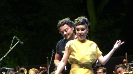 Vittorio Grigolo《饮酒歌》威尔第歌剧《茶花女》2019年7月20日 - Brindisi