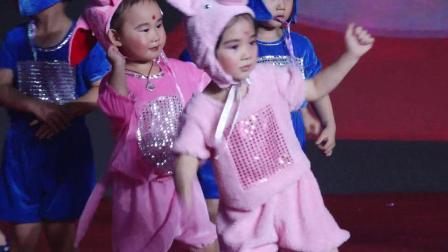 02.小猪狂欢夜【2019欧蒙幼儿园毕业汇演】