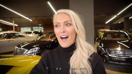 Supercar Blondie ile Gazladik Enes Batur & Dogan Kabak V-LOG