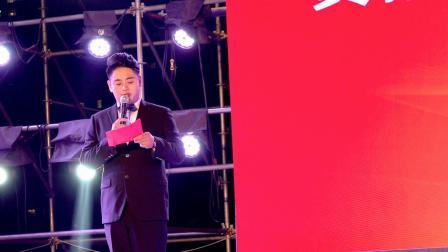 新时代 新阶层 新力量黄骅市第八届欢乐广场宏声合唱艺术团【望月】