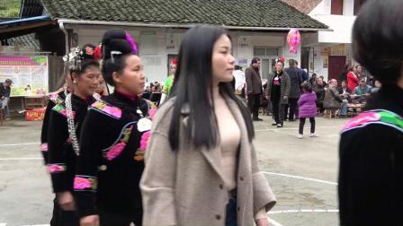 2018年剑河白道村过苗年节(文艺汇演)-片段2