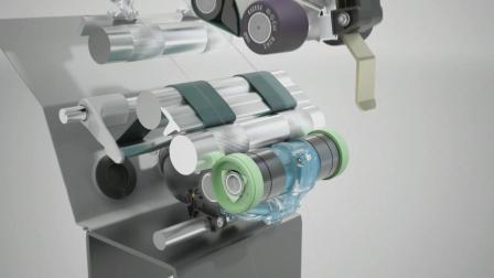 立达紧密纺装置 - COMPACTdrum