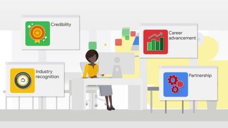Certification Journey for Google Cloud Partners