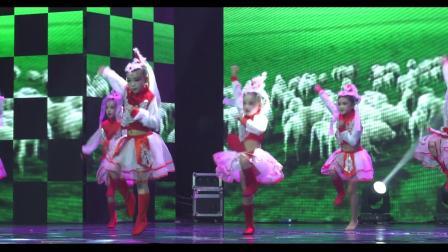 马蹄哒哒——三原县舞之韵艺术培训中心