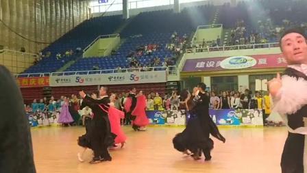 宁夏第十五届标准舞锦标赛快步决赛