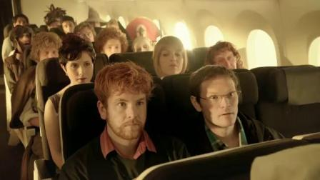 霍比特人1:意外之旅 其它花絮4:新西兰航空霍比特式飞行安全须知
