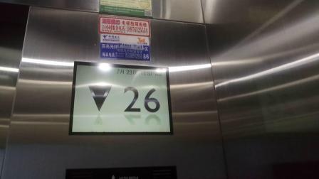 交通银行(银通国际中心)主电梯_002
