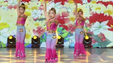 第15届桃李杯搜星中国---花儿