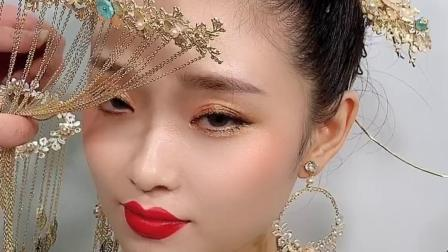 武汉化妆学校 武汉美容学校 武汉经典化妆培训学校秀禾妆