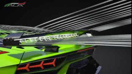 Aventador SVJ——独门绝学再升级,兰博基尼ALA 2. 0破空而来