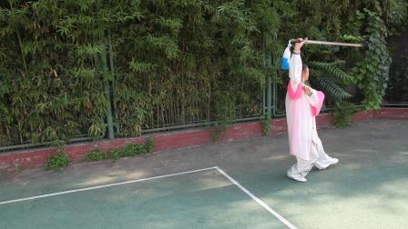 龙门太极剑-张丽斌演练