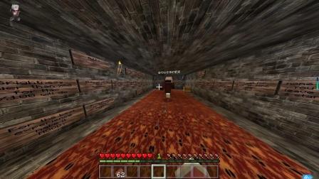 Minecraft恐怖孤儿院——初晓同此小武军解说