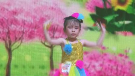 小荷花展演《快乐宝贝》长春市名匠艺术培训中心