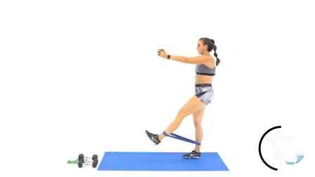 【OG健身】 中高级 61 运动健身训练 HIIT 综合间歇训练 体能训练