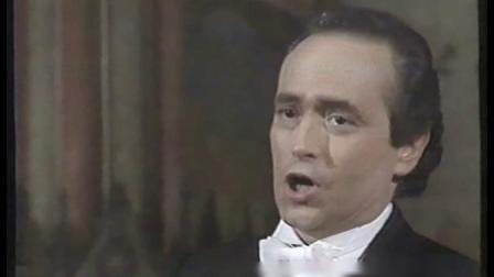 卡雷拉斯《我亲爱的》1992年3月意大利阿西西 - Jose Carreras - Caro mio ben 钢琴:Lorenzo Bavaj