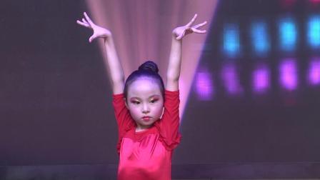 2019年7月14日最美童年比赛武汉艺星艺术培训中心拉丁启蒙一班表演节目《沙漠骆驼》