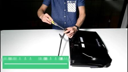 优派VX2758系列安装视频