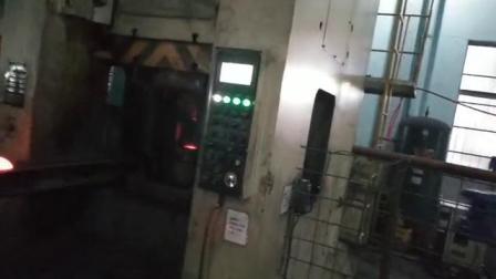 球笼锻造机械手自动化生产线