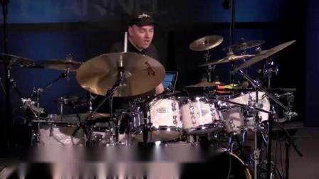 PEARL艺术家Gabor Dornyei鼓演奏