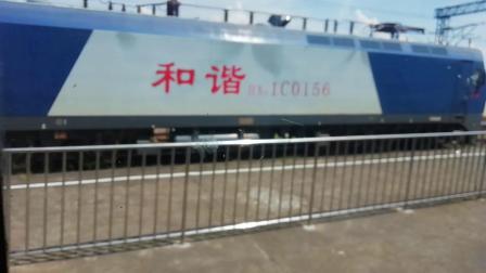 K8731次 南昌-萍乡 樟树2站台4道发车 经典小绿皮 25G南局昌段