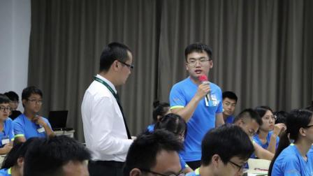 上海链家第9期新人入职训结业视频