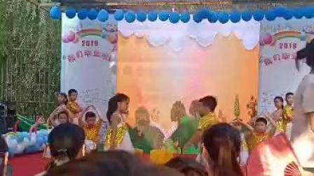 孔德辰之幼儿园毕业典礼演出(同桌的你)