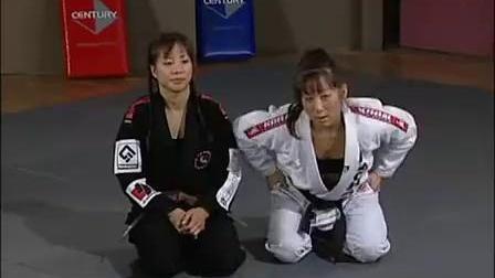 迅速学会有杀伤性的巴西柔术技法 3_标清_标清