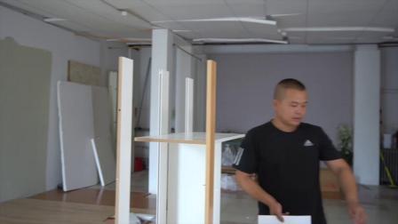 ssf ws-02系列 两抽三门鞋柜安装视频