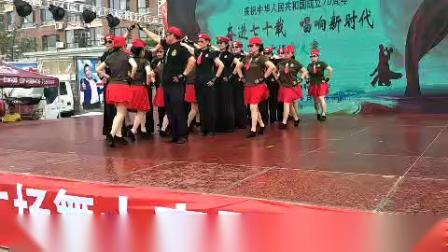 义县站前水兵舞艺术团