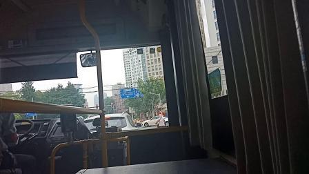 218路公交车S2G 093B,陆家浜路大兴街→银都路老沪闵路全程A