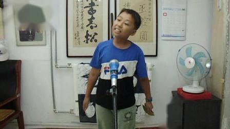 山东快书【教子有方)】演者:张致诚 指导老师:仵延国