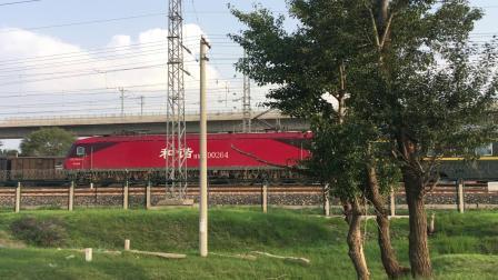 京包线 Z184次通过白塔站