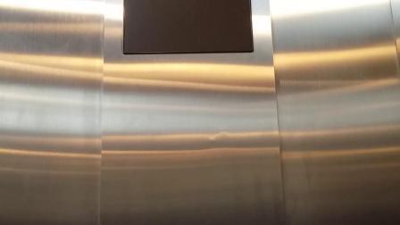 天津科技馆的三菱电梯