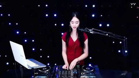 靓妹DJ朵朵2019最新专辑现场打碟视频