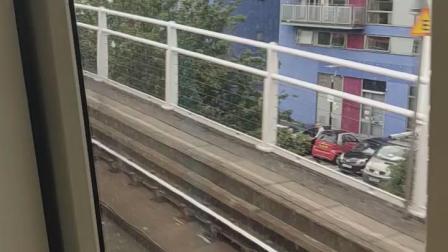 伦敦地铁DLR3