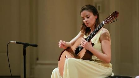奧古斯丁•皮奧•巴里奧斯 : 為吉他所作的《大聖堂》