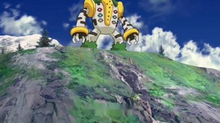 神奇宝贝:十大神兽终极排行榜,阿尔宙斯不是最强的!