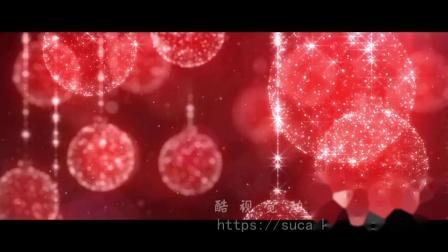 D62生日快乐祝福视频AE模板喜庆老人寿庆寿宴感恩父母长辈相册视频祝寿视频 老人生日 同学会